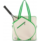 Ame & Lulu Hamptons Tennis Tour Bag (Limeade) - Women's Tennis Bags