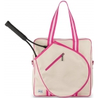 Ame & Lulu Hamptons Tennis Tour Bag (Pomegranate) -