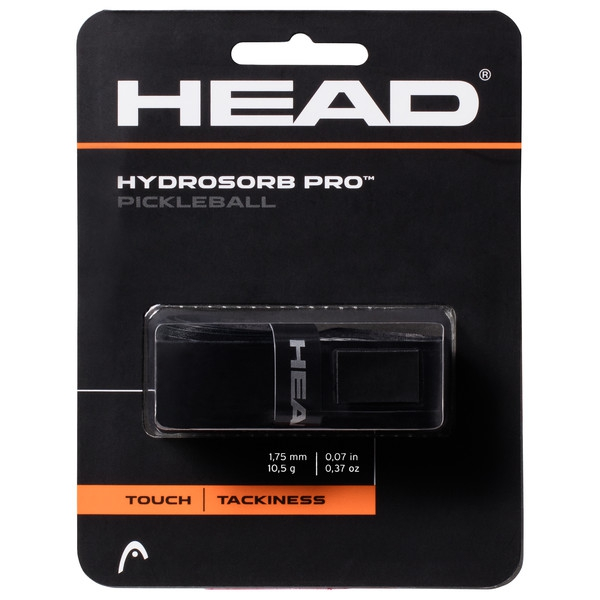 Head HydroSorb Pro Pickleball Grip (Black)