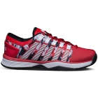 K-Swiss Men's Hypercourt Tennis Shoes (Red/ Camo) - Performance Tennis Shoes