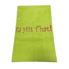 40 Love Courture Phrase Tennis Towel (Hit That) - Tennis Accessories