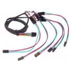 Lobster Tennis Ball Machine Grand Wire Harness with Sensor Replacement Part -