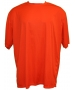 A4 Youth's Performance Crew Shirt (Orange) - Boy's Tops Tennis Apparel
