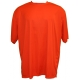 A4 Youth's Performance Crew Shirt (Orange) - Boy's Tops