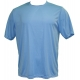 A4 Men's Performance Crew Shirt (Light Blue) - A4