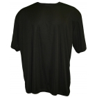A4 Men's Performance Crew Shirt (Black) - A4 Tennis Apparel
