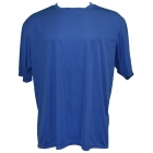 A4 Men's Performance Crew Shirt (Royal) - A4 Tennis Apparel