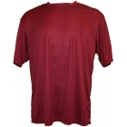 A4 Men's Performance Crew Shirt (Cardinal) - A4 Tennis Apparel