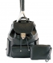 Court Couture Hampton Backpack (Black Quilted) - Tennis Bags on Sale