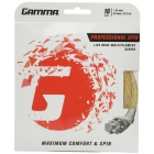 Gamma Live Wire Professional Spin 16g Tennis String (Set) - Gamma Multi-Filament String