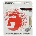Gamma Live Wire 17g Tennis String (Set) - Arm Friendly Strings