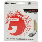 Gamma Live Wire 16g Tennis String (Set) - Arm Friendly Strings