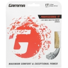 Gamma Live Wire Professional 17g Tennis String (Set) - Gamma Multi-Filament String