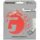 Gamma Synthetic Gut with Wearguard 17g (Set) - Gamma Tennis String