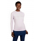 BloqUV Women's Sun Protective Long Sleeve Athletic Pullover Tee Shirt (Lavender) - Women's Warm-Ups