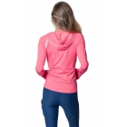 BloqUV Women's Sun Protective Full Zip Athletic Hoodie (Watermelon) - Women's Warm-Ups