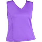 In-Between Basic V-Neck Tank (Plus Sizes) 51W - In-Between Plus Size Tennis Apparel