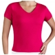 In-Between Basic V-Neck Top 50M (CLOSEOUT) - In-Between Sale Tennis Apparel