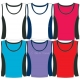In-Between Contrast Tank (Plus Sizes) 66W (CLOSEOUT) - In-Between Sale Tennis Apparel