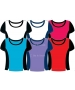 In-Between Contrast Top (+ Sizes) 65W (CLOSEOUT) - In-Between Women's Tops and Tanks Tennis Apparel