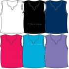 In-Between Fashion Tank (+Sizes) 60W - In-Between Plus Size Tennis Apparel