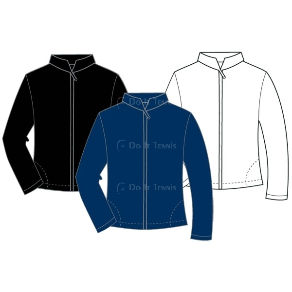 In-Between Full-Zip Jacket w/ 2 Side Pockets 79M