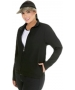In-Between Full-Zip Jacket w/ 2 Side Pockets (Plus Sizs) 79W - Women's Plus Sizes Tennis Apparel