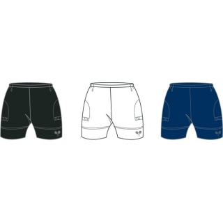 In-Between Little Girls TennisShorties w/ 2 Pockets 10G