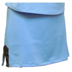 In-Between Plaket A-Line Tennis Skirt (Blu/ Brn) - In-Between Women's Skirts & Skorts Tennis Apparel