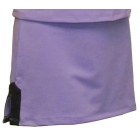 In-Between Plaket A-Line Tennis Skirt (Pur/ Blk) - In-Between Women's Skirts & Skorts Tennis Apparel