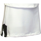 In-Between Plaket A-Line Tennis Skirt (Wht/ Blk) - In-Between Women's Skirts & Skorts Tennis Apparel