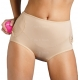 In-Between Tummy Control Court-Panties w/ 2 Pockets 40M - In-Between Women's Under Garment Tennis Apparel