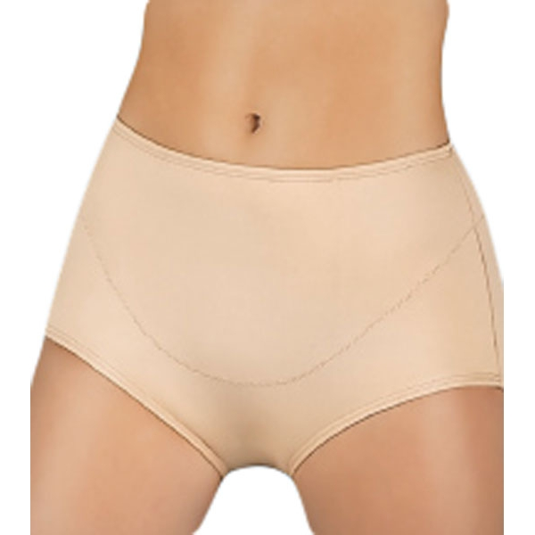 In-Between Tummy Control Sport-Panties (Plus Sizes) 41W
