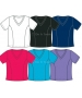In-Between V-Neck Top (+ Sizes) 50W (CLOSEOUT) - In-Between Women's Tops and Tanks Tennis Apparel