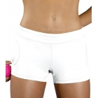 In-Between Wide-Band Low-Rise Shorties w/2 Pockets 16M - In-Between Women's Under Garment Tennis Apparel