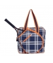Ame & Lulu Abbey Plaid Icon Tennis Bag - Tennis Racquet Bags