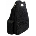 Jet Black Knight Small Sling  Bag - Jet Small Tennis Bags