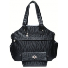 Jet Black Knight  Tote - Jet  Tennis Bags
