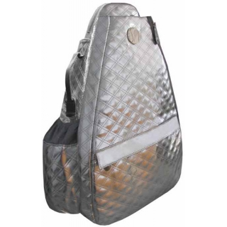Jet Caesar (Silver) Small Sling Tennis Bag