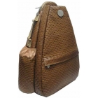 Jet Cinnamon (Weave) Small Sling  Bag - Jet Bags