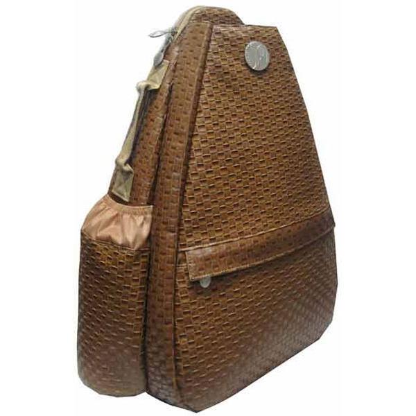 Jet Cinnamon (Weave) Small Sling Tennis Bag