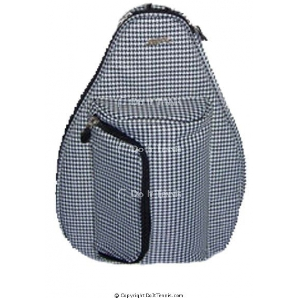 Jet Hounds Tooth Mini Backpack