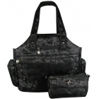 Jet Midnight Romance  Tote Bag - Jet  Tennis Bags