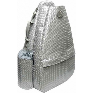 Jet Platinum Weave Small Sling Tennis Bag