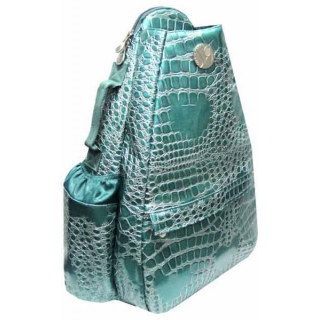 Jet Seascape (Aquamarine) Small Sling Tennis Bag