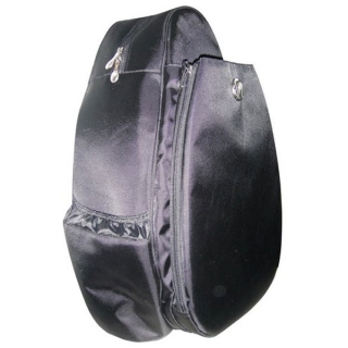 Jet Solid Black Large Sling Tennis Bag
