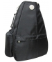 Jet Solid Black Small Sling  Bag - Returning Best Sellers