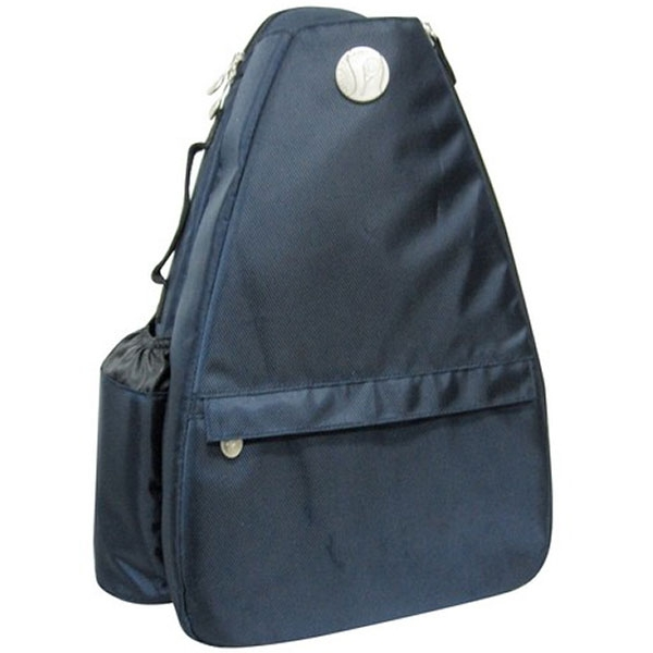 Jet Solid Navy Small Sling Tennis Bag
