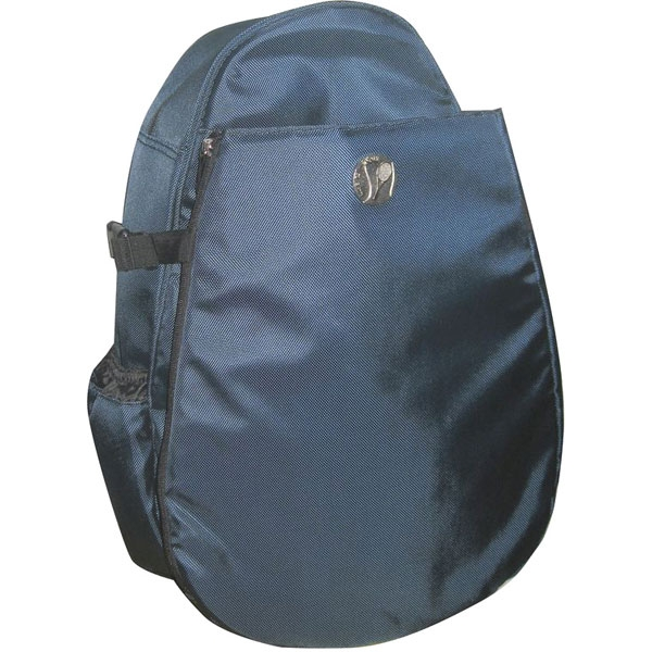 Jet Solid Navy Two Strap Tennis Bag