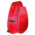 Jet Solid Red Large Sling Bag - Jet Large Tennis Bags